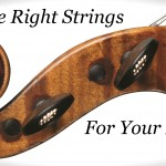 Choosing Strings and the Thomastik Back to School Sale!