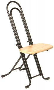 Easy Adjustable Folding Cello Chair: $119.00