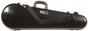 Galaxy Comet 300SL Shaped Violin Case: ON SALE $337.00