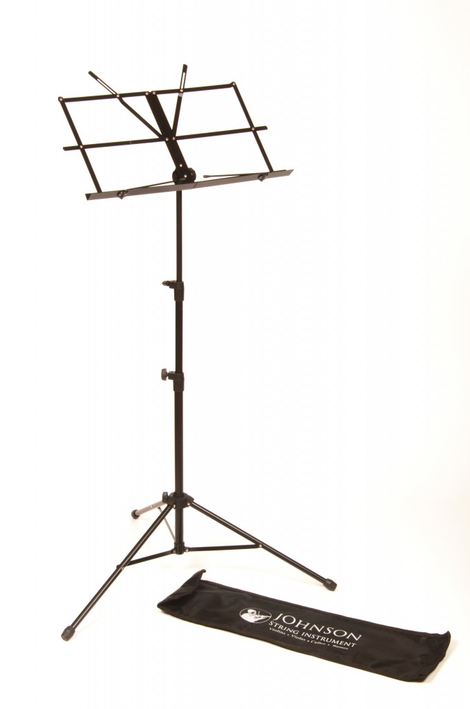 JSI Folding Music Stand: ON SALE $12.95