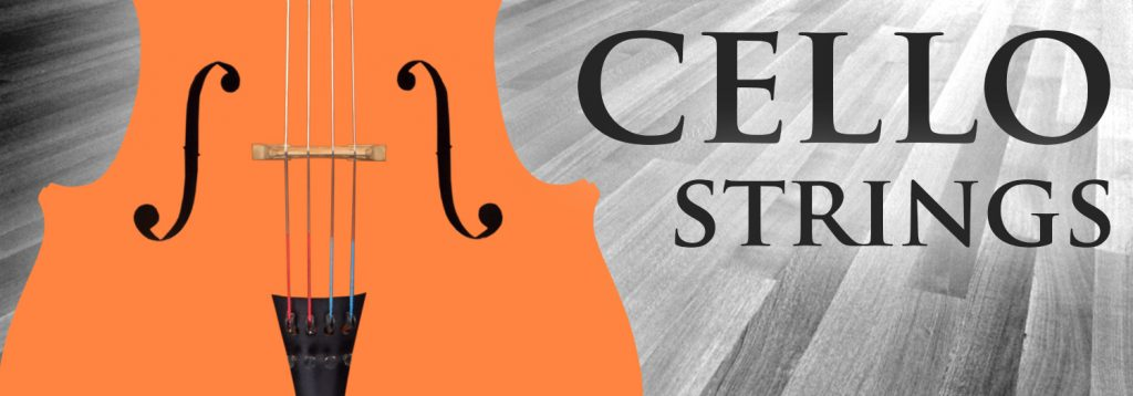 Cello Strings Header