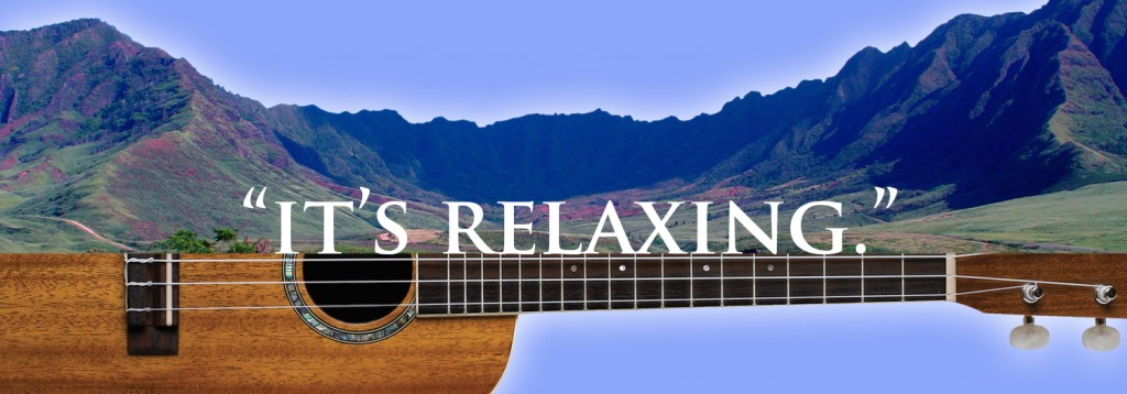 Ukulele Blog Relaxing
