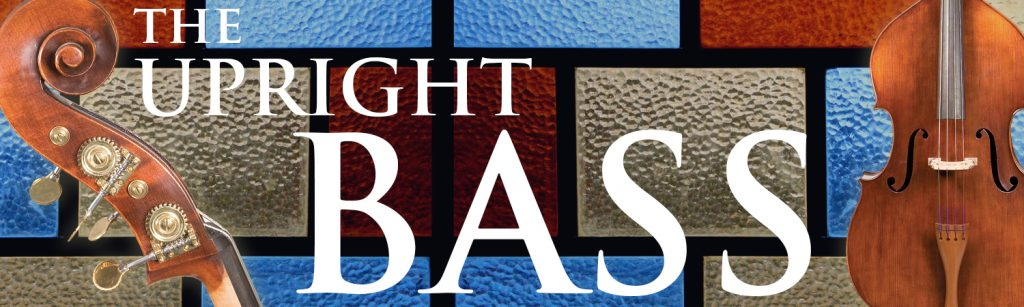 Upright Bass Blog Header Image