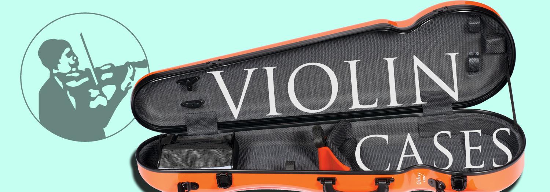 Violin Cases Header