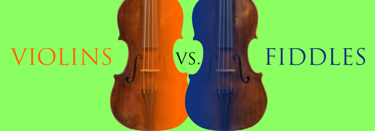 Violins vs Fiddles Blog Header
