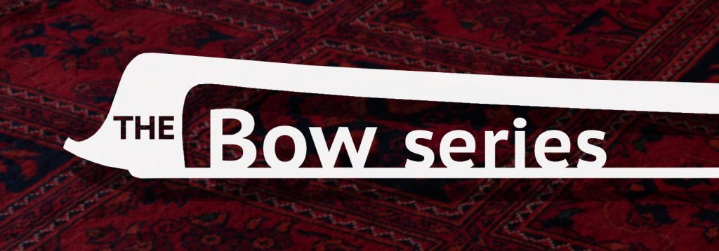 Bow Series Blog Header