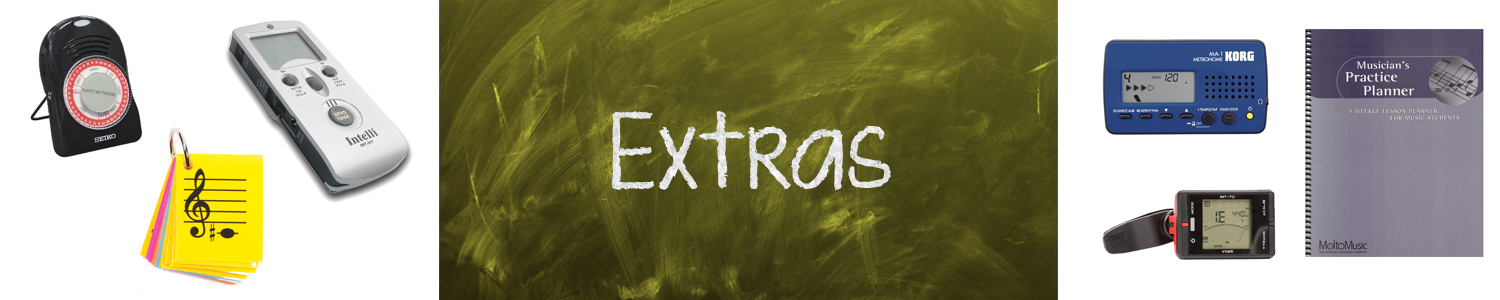 Back to School Blog Extras Subheader