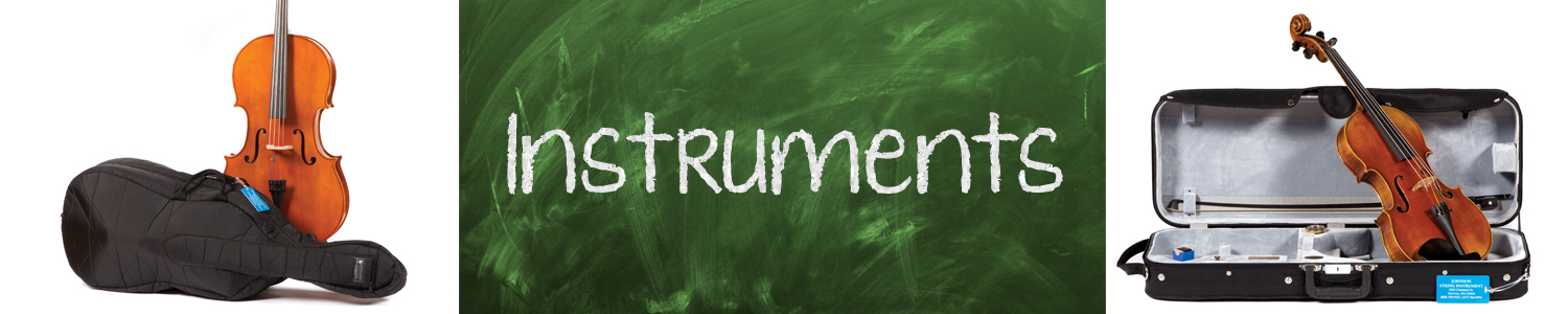 Back to School Blog Instruments Subheader