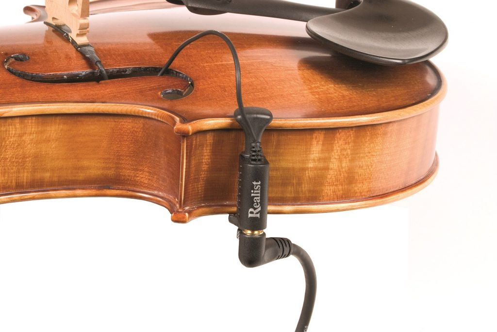 Realist Pickup for Violin: $219.99